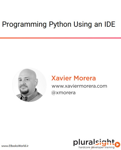 دوره ویدیویی Programming Python Using an IDE