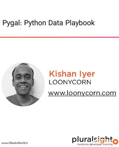 دوره ویدیویی Pygal: Python Data Playbook