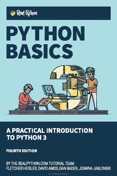 کتاب Python Basics: A Practical Introduction to Python 3