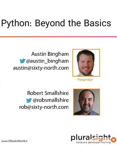 دوره ویدیویی Python: Beyond the Basics