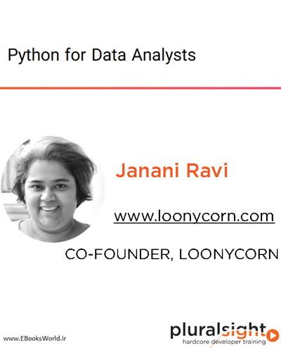 دوره ویدیویی Python for Data Analysts