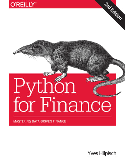 کتاب Python for Finance: Mastering Data-Driven Finance 2nd Edition