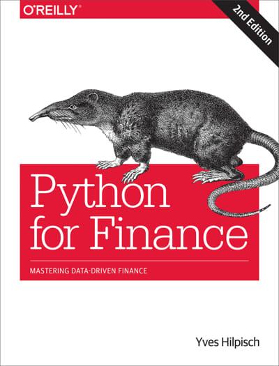 کتاب Python for Finance: Mastering Data-Driven Finance 2nd Edition