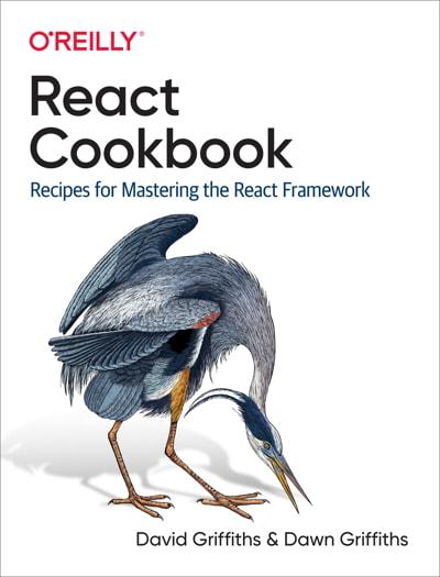 کتاب React Cookbook: Recipes for Mastering the React Framework