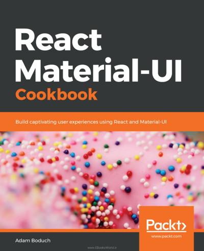 کتاب React Material-UI Cookbook