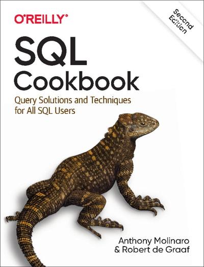 کتاب SQL Cookbook, 2nd Edition