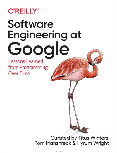 کتاب Software Engineering at Google