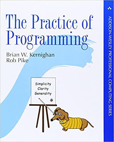 کتاب The Practice of Programming