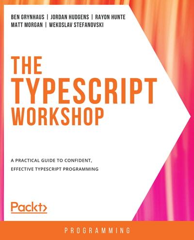 کتاب The TypeScript Workshop