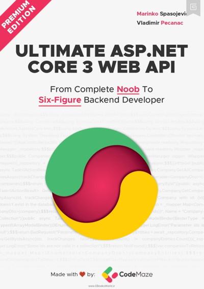 کتاب Ultimate ASP.NET Core 3 Web API