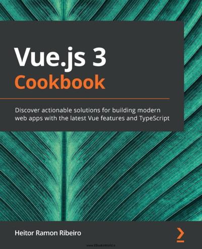 کتاب Vue.js 3 Cookbook