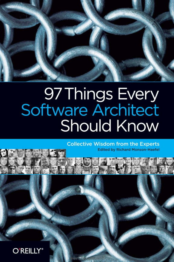دانلود کتاب 97 Things Every Software Architect Should Know