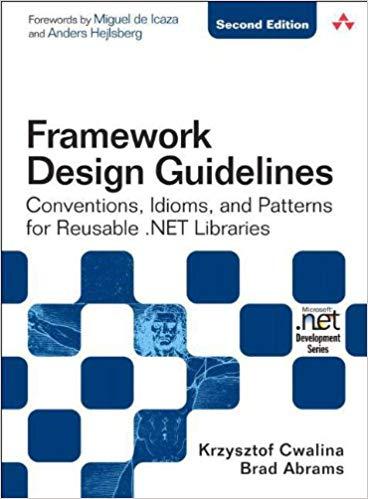 دانلود کتاب Framework Design Guidelines, 2nd Edition