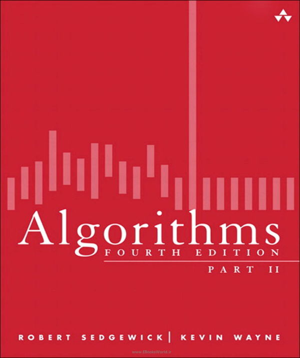 کتاب Algorithms: Part II, 4th Edition