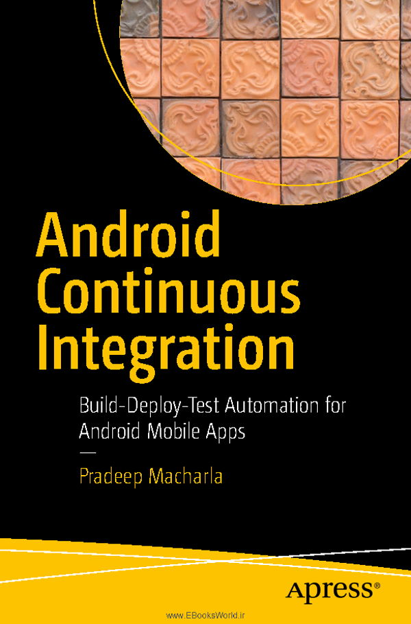 کتاب Android Continuous Integration