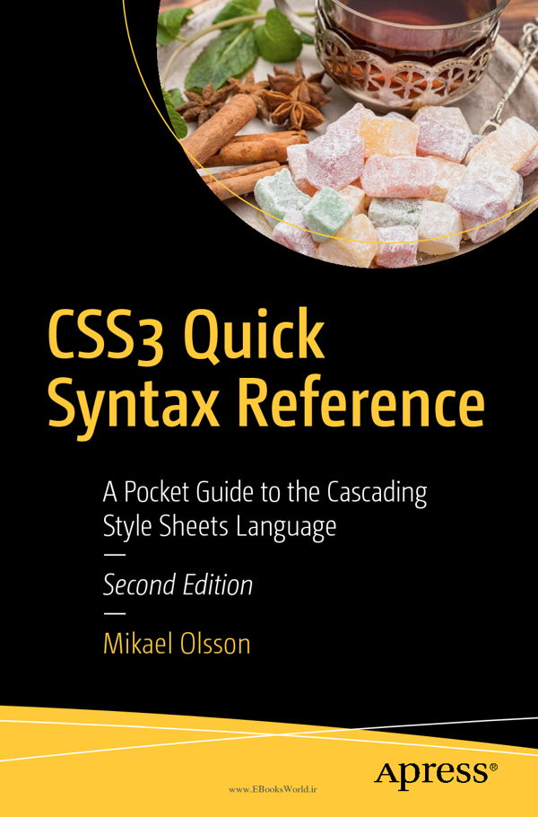 دانلود کتاب CSS3 Quick Syntax Reference 2nd Edition