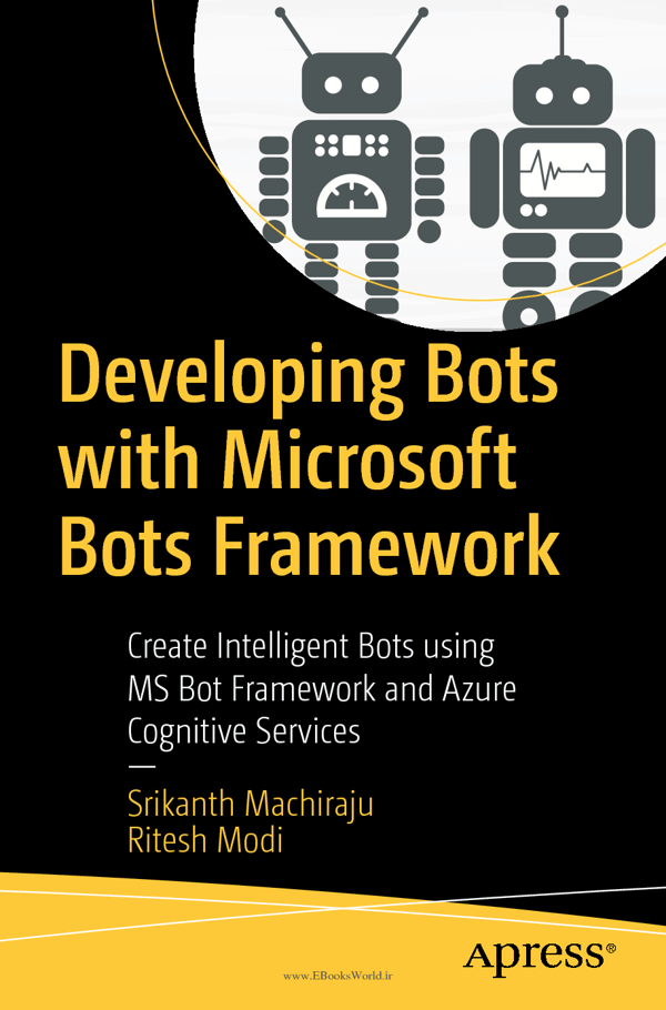 کتاب Developing Bots with Microsoft Bots Framework
