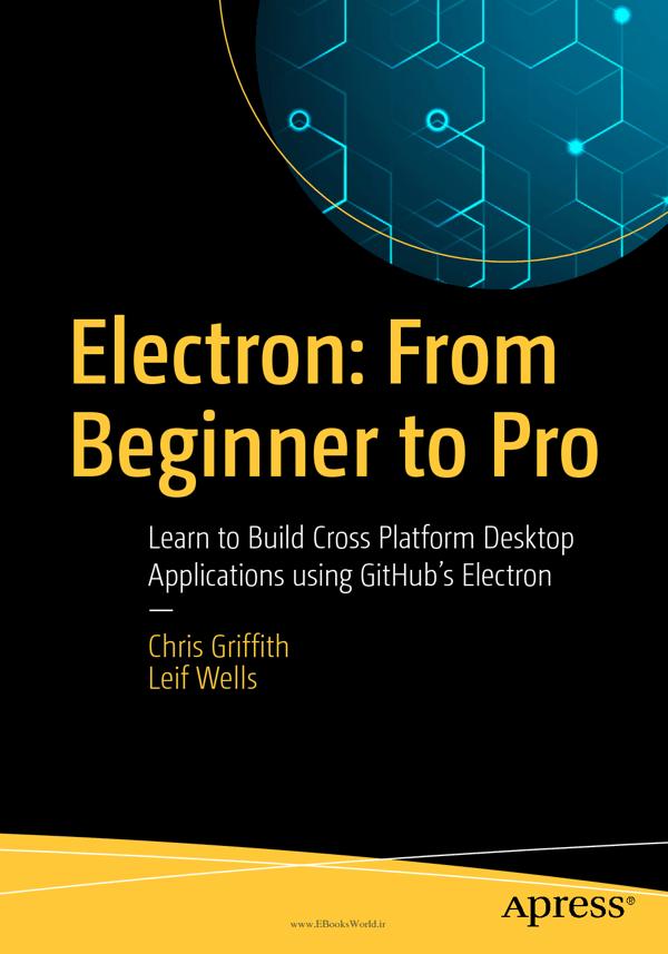 کتاب Electron: From Beginner to Pro