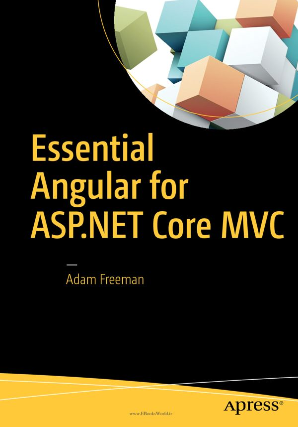 کتاب Essential Angular for ASP.NET Core MVC