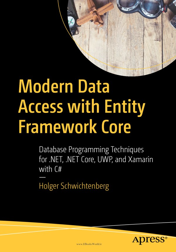 دانلود کتاب Modern Data Access with Entity Framework Core