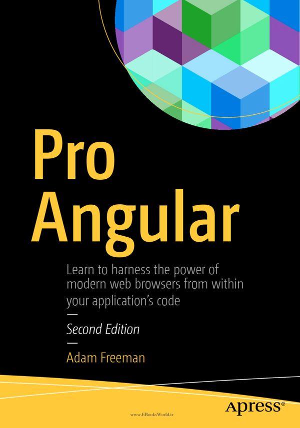 کتاب Pro Angular 2nd Edition
