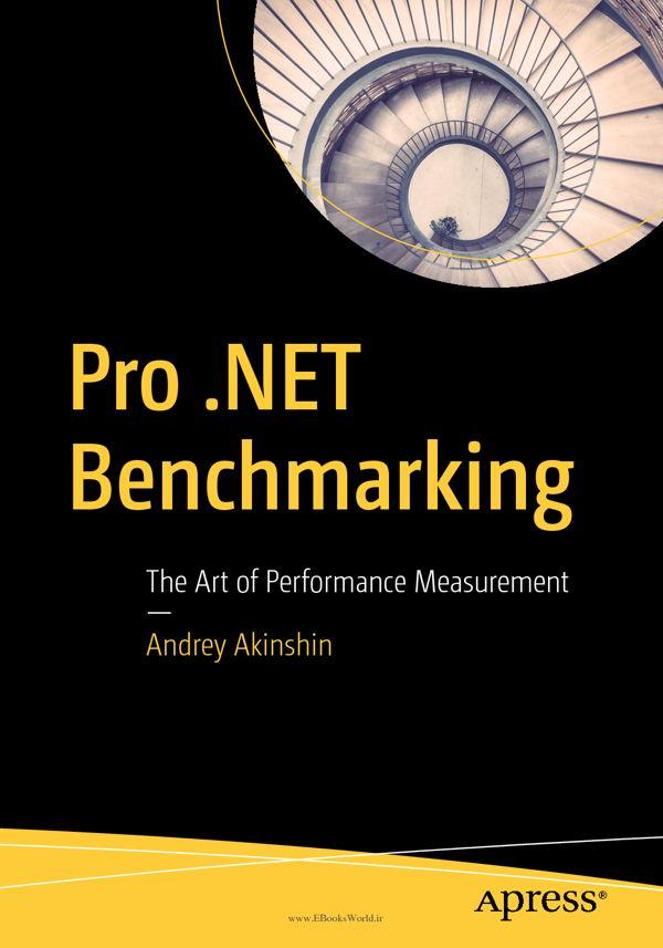 دانلود کتاب Pro .NET Benchmarking
