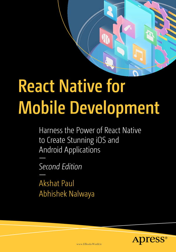 دانلود کتاب React Native for Mobile Development, 2nd Edition