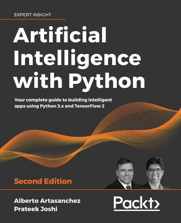 کتاب Artificial Intelligence with Python 2nd Edition