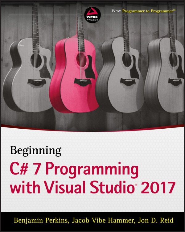 دانلود کتاب Beginning C# 7 Programming with Visual Studio 2017