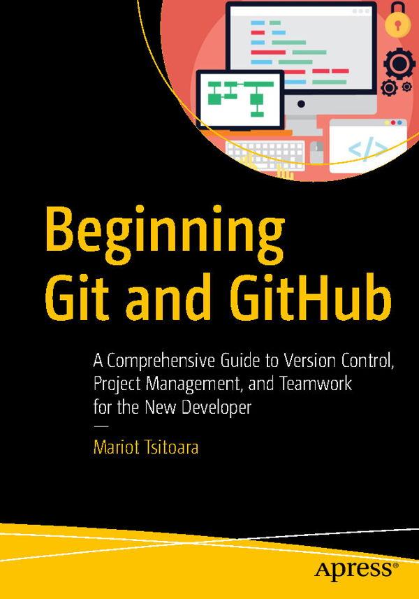 کتاب Beginning Git and GitHub