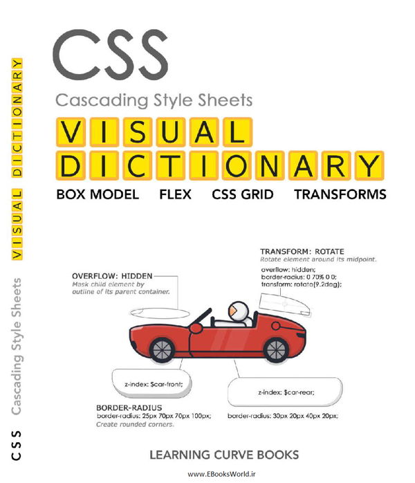 دانلود کتاب CSS Visual Dictionary