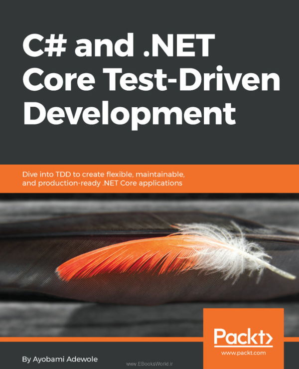 کتاب C# and .NET Core Test Driven Development