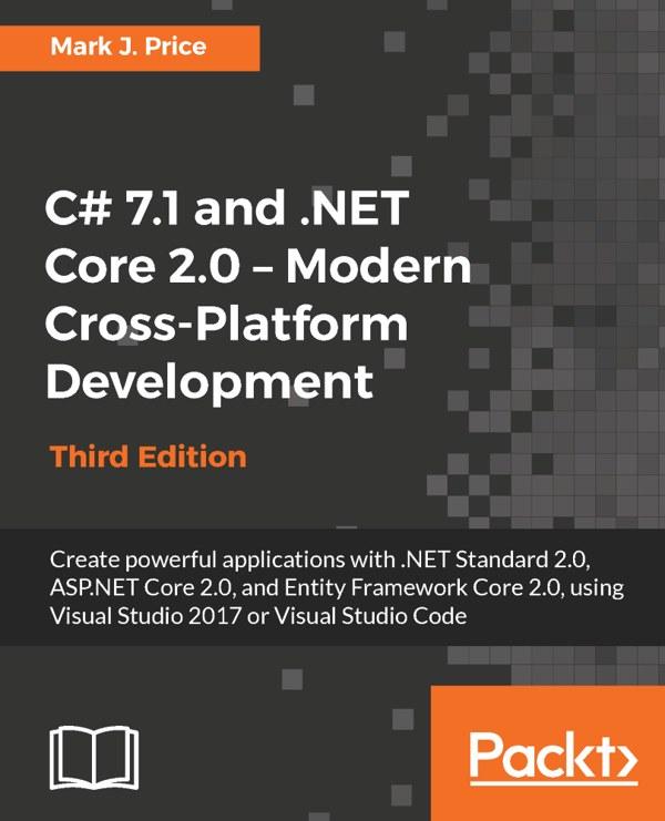 دانلود کتاب 1  و .Net Core 2.0 – توسعه مدرن کراس پلتفرم