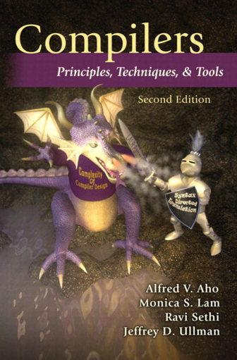 کتاب Compilers: Principles, Techniques, and Tools, 2nd Edition