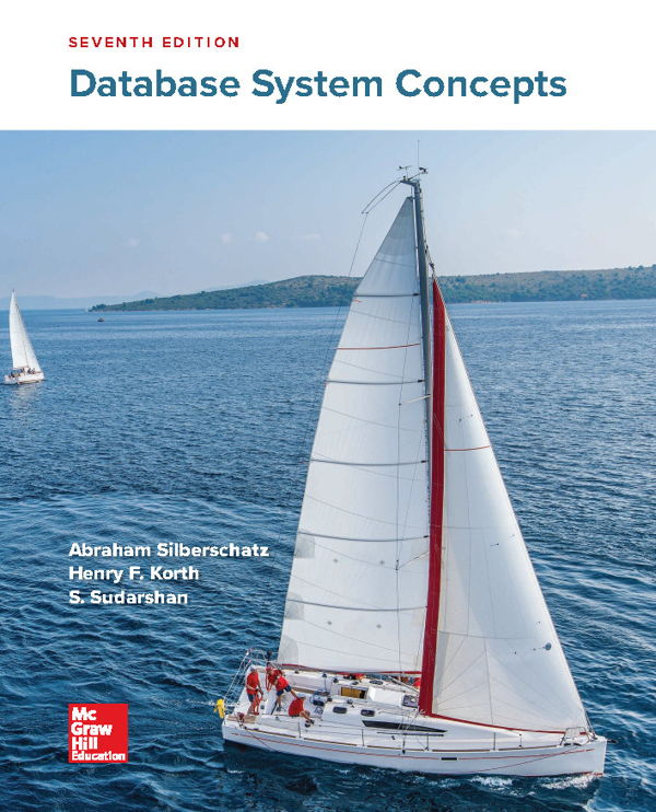 کتاب Database System Concepts, 7th Edition
