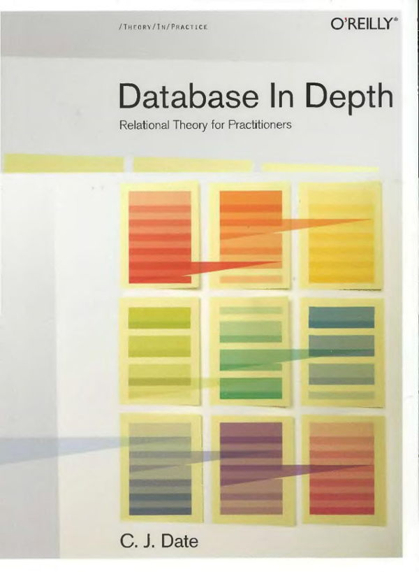 کتاب Database in Depth: Relational Theory for Practitioners