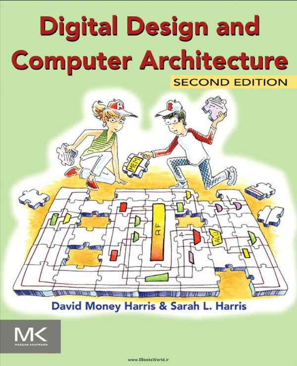 کتاب Digital Design and Computer Architecture 2nd Edition
