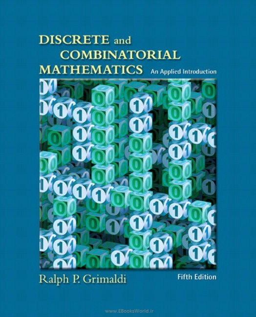 کتاب Discrete and Combinatorial Mathematics, 5th Edition
