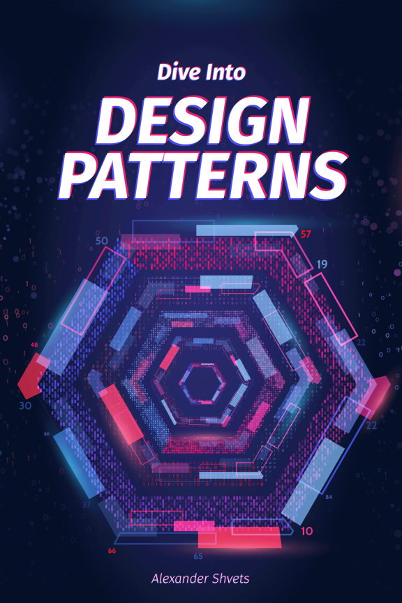 کتاب Dive Into Design Patterns