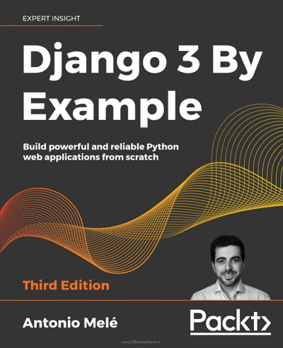 کتاب Django 3 By Example, 3rd Edition