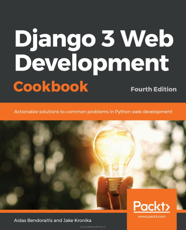 کتاب Django 3 Web Development Cookbook 4th Edition