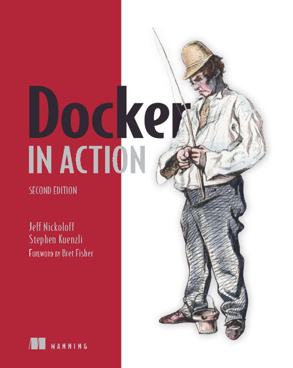 کتاب Docker in Action 2nd Edition