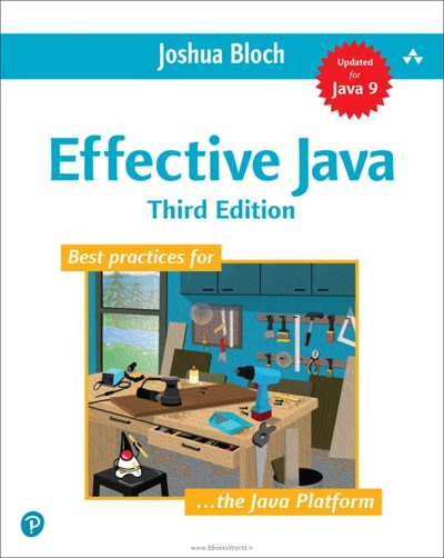 کتاب Effective Java, 3rd Edition