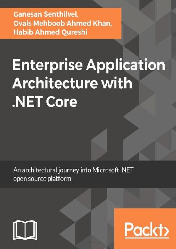 کتاب Enterprise Application Architecture with .NET Core