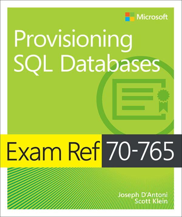 دانلود کتاب Exam Ref 70-765 Provisioning SQL Databases