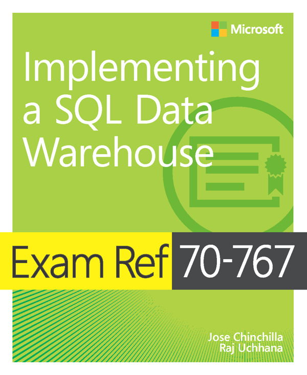 دانلود کتاب Exam Ref 70-767 Implementing a SQL Data Warehouse