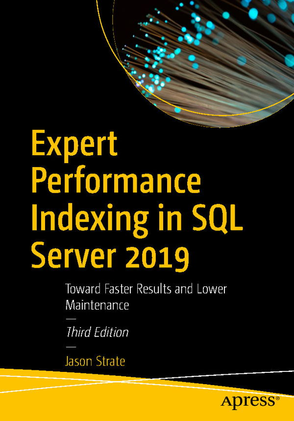 کتاب Expert Performance Indexing in SQL Server 2019
