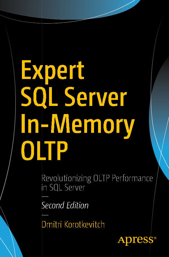 کتاب Expert SQL Server In-Memory OLTP 2nd Edition