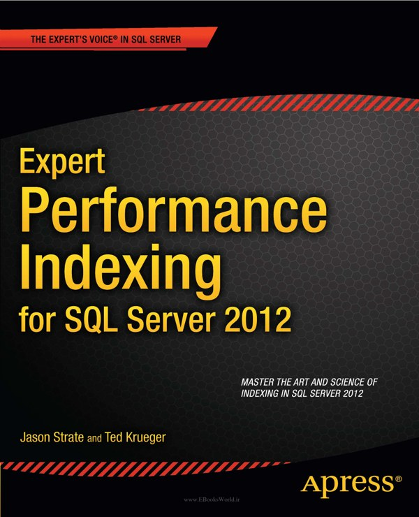 دانلود کتاب Expert Performance Indexing for SQL Server 2012