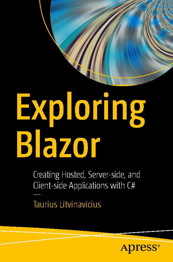 کتاب Exploring Blazor